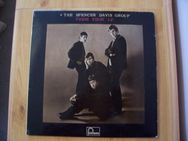 The Spencer David Group, <i>Their First LP</i>, 1965