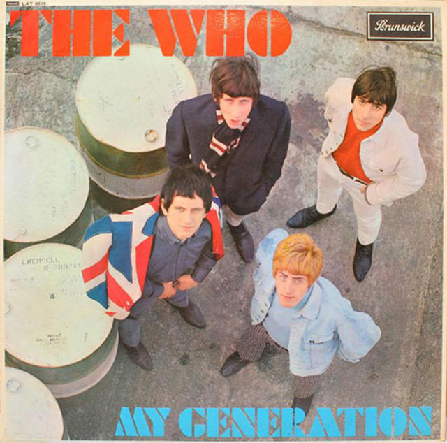 The Who, <i>My Generation</i>, 1965