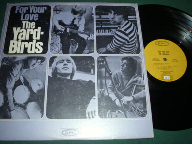 The Yardbirds, <i>For Your Love</i>, 1965