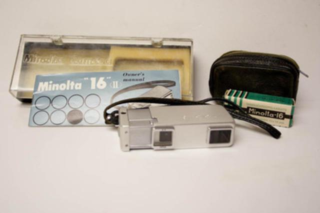 Spy Kit With Digital Camera Miniatura Spy Camera Kit