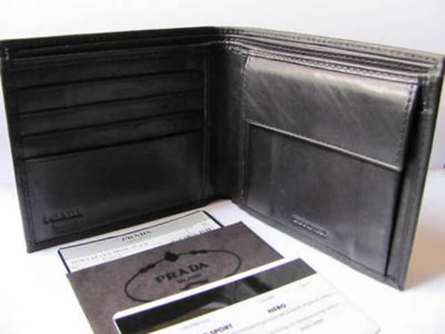 Prada Wallet Box Prada Wallet With Gift Box