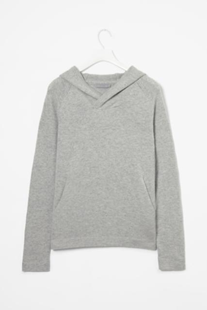 Cashmere Wool Hoodie