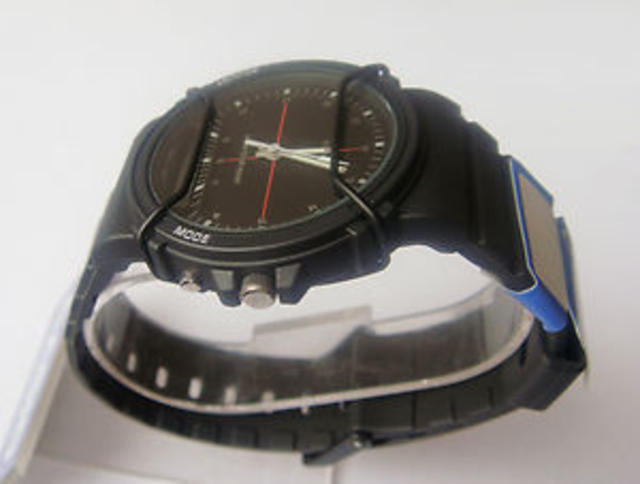 Vintage Casio Analog Digital Watch