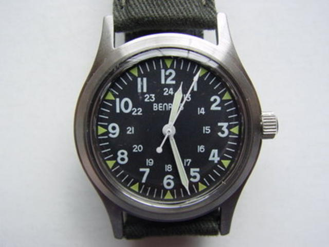 WWII 50th Anniversary Watch