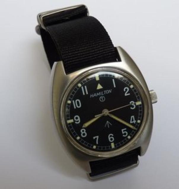 W10 Wristwatch