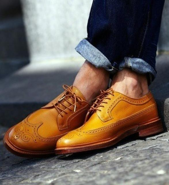 Florsheim Brogue Shoes Brogues by Florsheim x Duckie