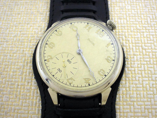 1925 Military Compass Watch