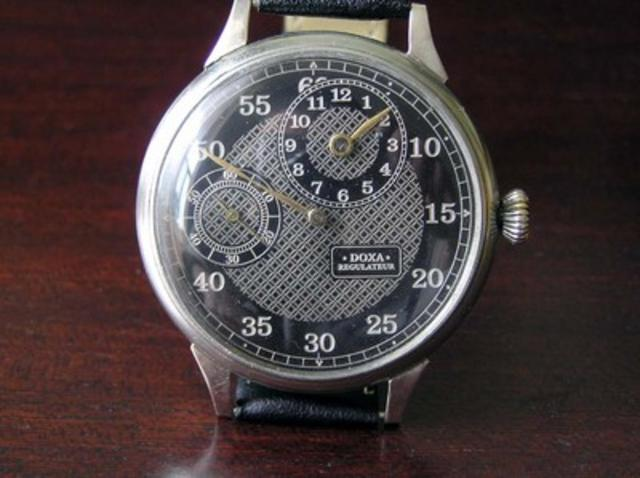 1930s Swiss Military Watch