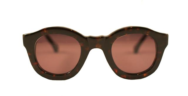 Tortoiseshell Sunglasses in 8mm Acetate