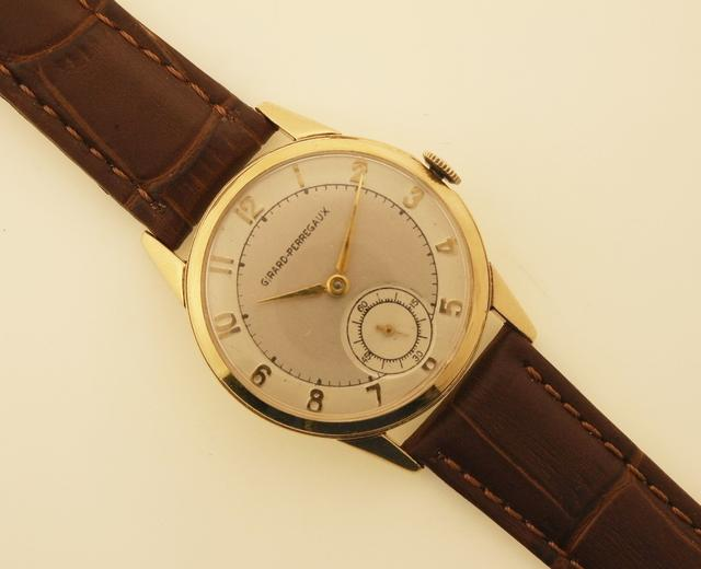 Vintage 14K Manual Wind Watch