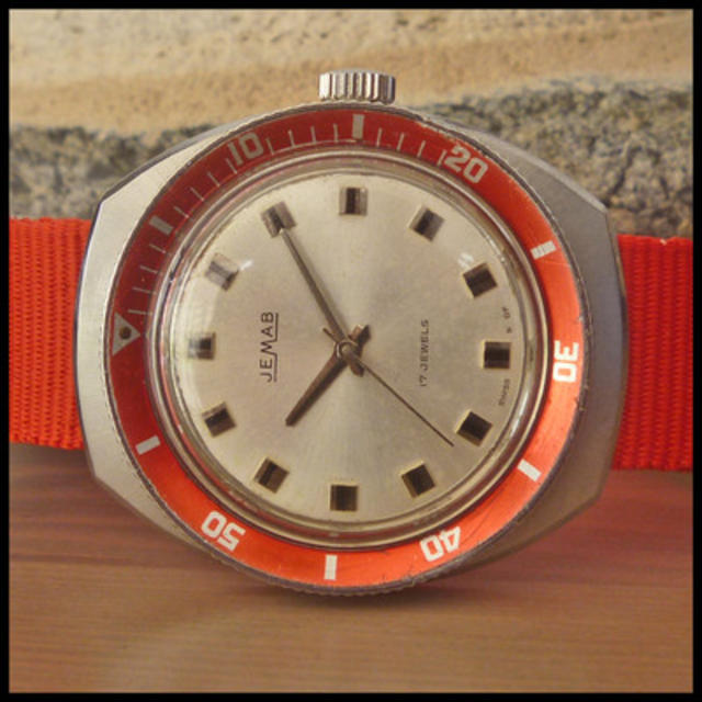 Vintage Diving Watch