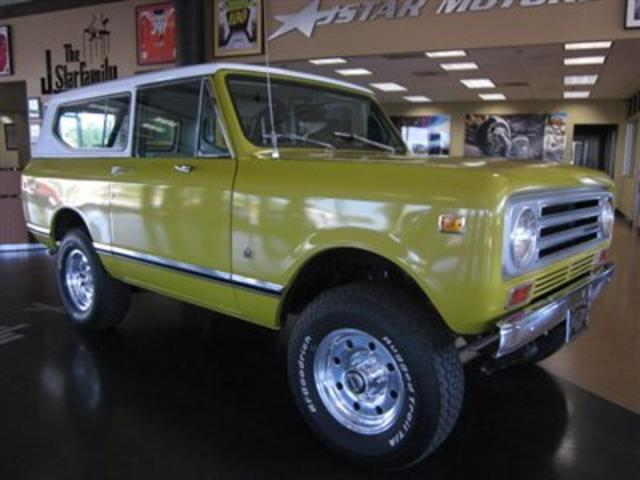 1972 Scout