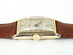 1928 Art Deco Watch