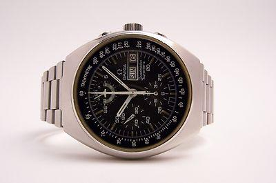 Chronograph MK IV SS Automatic