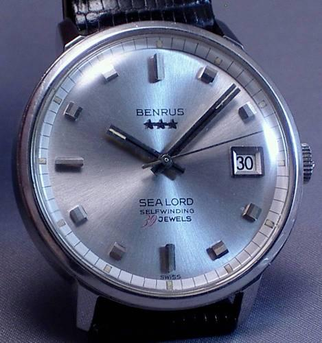 Benrus Sea Lord Watch