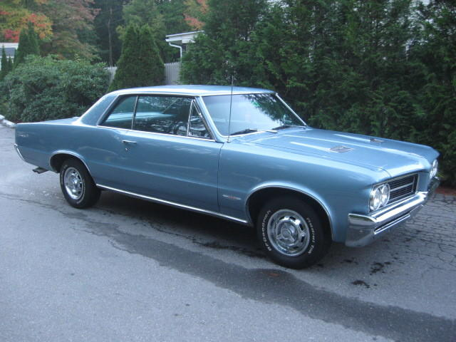 1964 GTO Tri Power Four-Speed