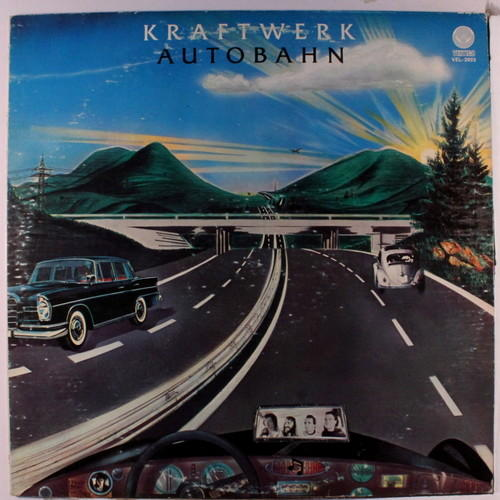 <i>Autobahn</i>, Kraftwerk, 1974