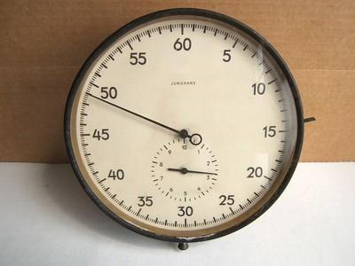 Antique 8-Inch Timer
