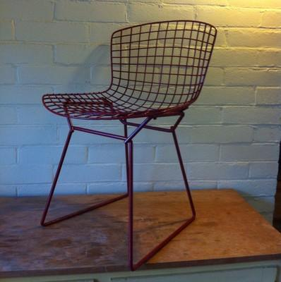 Harry Bertoia Side Chair