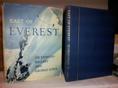 <i>East of Everest</i> by Sir Edmund Hillary & George Lowe