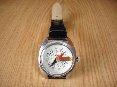 Soviet Wrist Compass