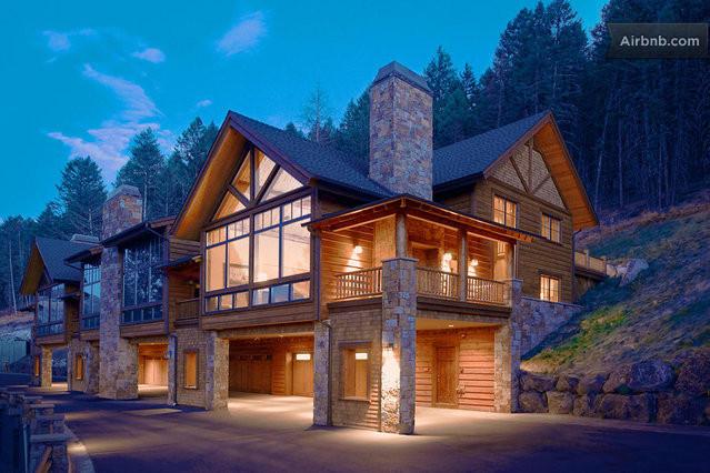 Jackson Hole Ski Villa in Jackson, Wy