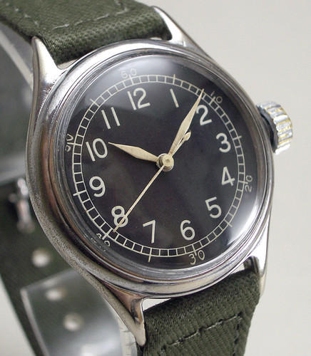 WWII  A11 Military Hacking Watch