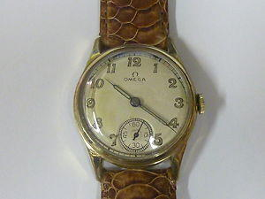 15 Jewels Watch Circa 1939