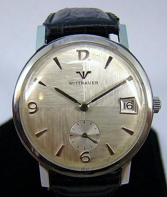 Date Runner Wristwatch