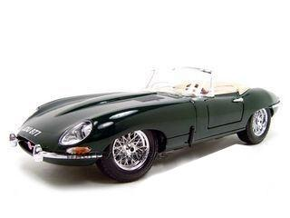 1961 Jaguar E-Type Toy Car