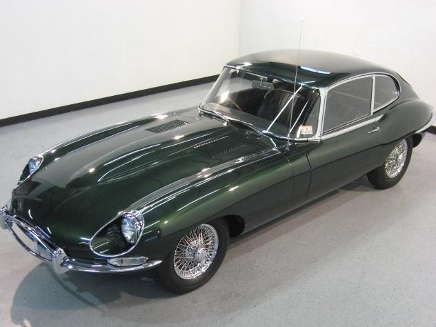 1968 E-Type Coupe