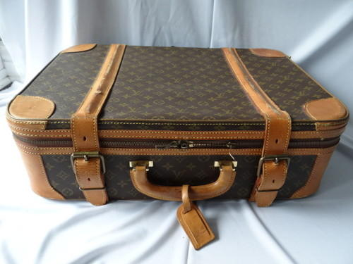 Small Monogram Valise