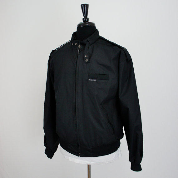 Vintage Cafe Racer Jacket
