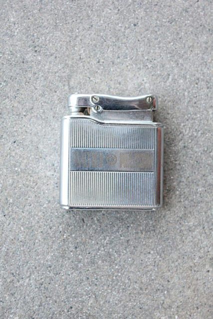 West German Chrome Lighter