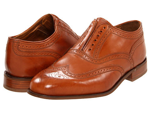 Bru Wing Limited Toffee Leather