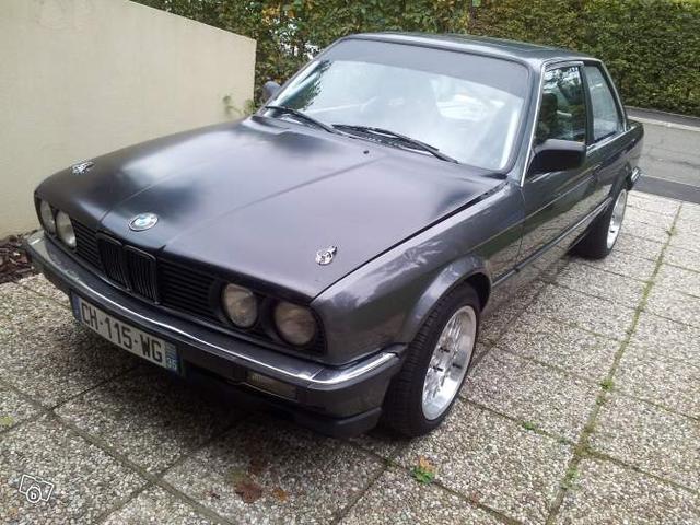 BMW E30 323i Swap 325i E36