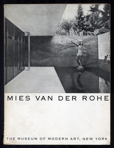 <i>Mies van der Rohe</i> MoMA catalog, 1953