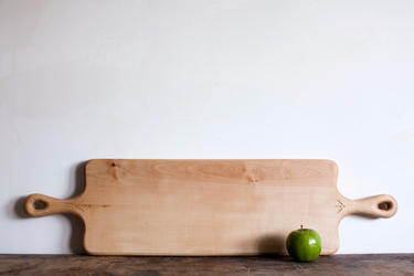 Double-Handled Cutting Board