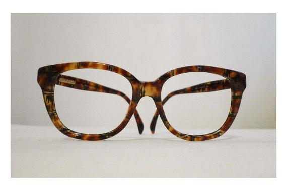 Faux Tortoiseshell Glasses