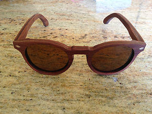 Mahogany Wood Sunglasses