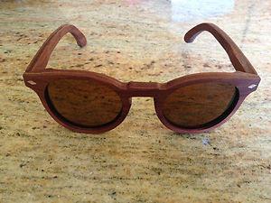 Mahogany Wood Sunglasses