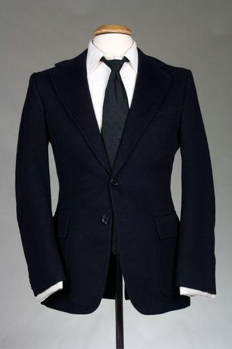 Cashmere Wool Blazer