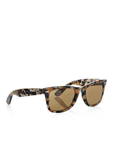 Mottled Sunglasses