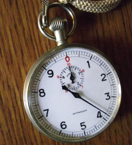 """P.E. Office"" Engraved Stopwatch"