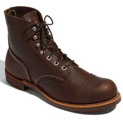 "6-Inch Heritage ""Iron Ranger"" Boots"
