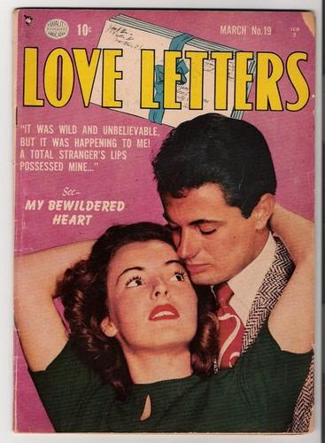 <i>Love Letters</i> Magazine No. 19, 1952