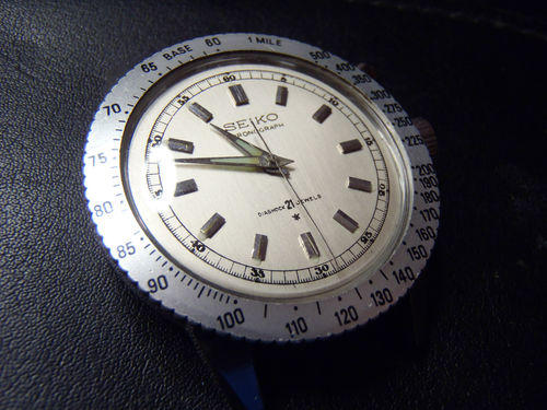 1965 One-Button Chronograph