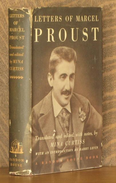 &lt;i&gt;Letters of Marcel Proust&lt;/i&gt;, 1949