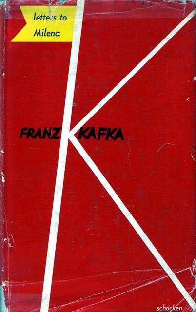 <i>Letters to Milena</i>, by Franz Kafka, 1953 (1st edition)