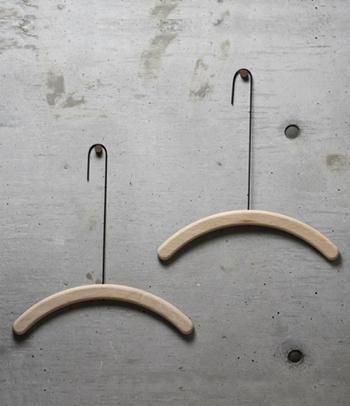 Oak Hangers